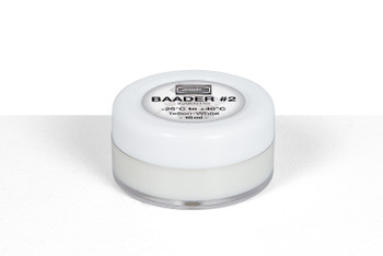 Baader Machine-Grease #2 Teflon-White, from -25°C up to +40°C