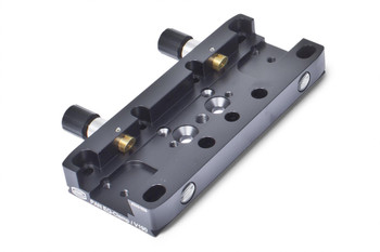 "Baader PAN-EQ-Clamp V190 - to hold Celestron,Skywatcher,Vixen and equivalent EQ-dovetails, bottom w. 3"" Losmandy dovetail"