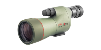Kowa 55mm PROMINAR Pure Fluorite Spotting Scope, Straight