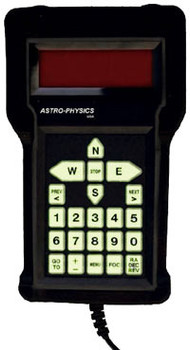 Astro-Physics GTO Keypad with Keypad Protector for all GTO mounts.  Serial # of mount required for purchase.  (KEYVFK2))