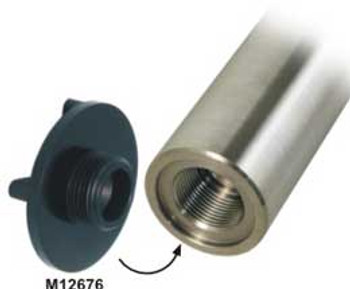 Astro-Physics Counterweight Shaft Safety Stop, One-Piece, Washerless  (M12676)