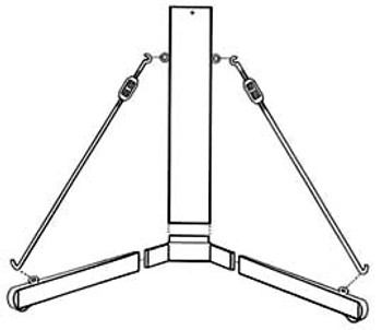 Astro-Physics Astro-Physics Portable Piers