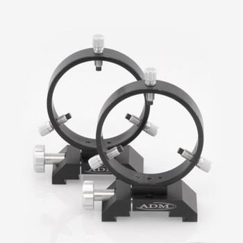ADM- D Series Ring Set. 100mm Adjustable Rings