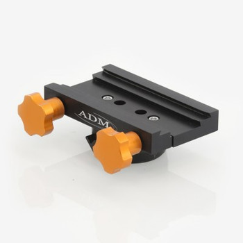ADM- AVX- DUAL Series Saddle. Fits Celestron AVX Mounts