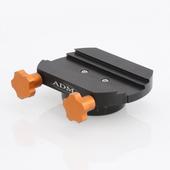 ADM- CGE- DUAL Series Saddle. Fits Celestron CGE Mounts
