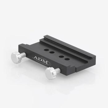 ADM- M8- DUAL Series Saddle. 8mm Counterbored Version