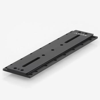ADM- D Series Universal Dovetail Bar. 15in Long, 3.5in Spacing