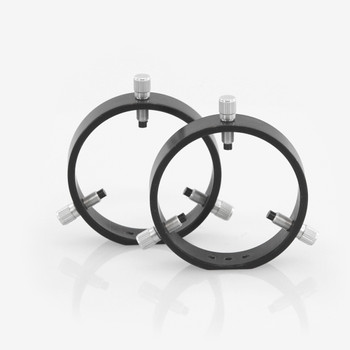 ADM- R100- 100 mm Adjustable Rings with Delrin Tipped Thumb Screws