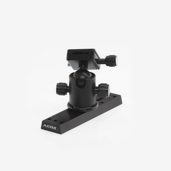 ADM- V Series Universal Dovetail Ballhead Camera Mount