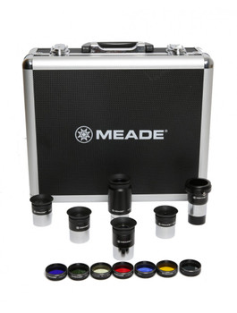 Meade Series 4000 1.25in Plossl Eyepiece and Filter Set