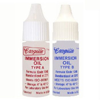 Type A Immersion Oil .25 oz