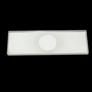 Single Concave Microscope Slides 72 pc