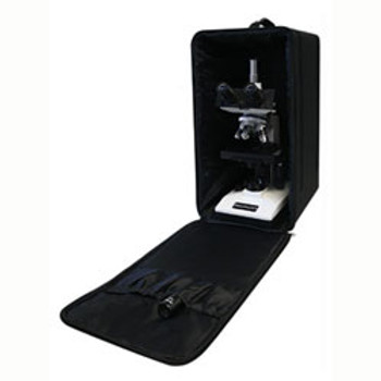 "Large Microscope Carrying Case 12.5"" x 11"" x 19"""