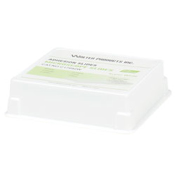 Cytology Adhesive Microscope Slides w/White Frosted End 72/PK
