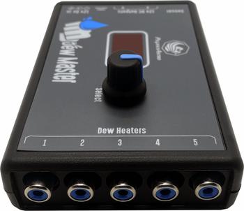PegasusAstro DewMaster - 5 Channel Digital Dew Heater Controller