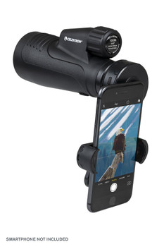0x50mm Outland X Monocular with Smartphone Adapter