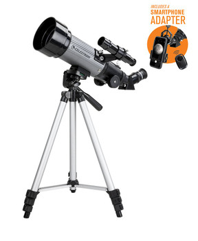 Celestron Travel Scope™ 70 DX Portable Telescope