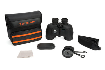 Celestron Oceana 7x50 Porro WP CF & RC - Black