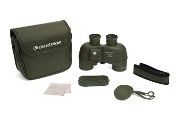 Celestron Oceana 7x50 Porro WP IF & RC - Olive
