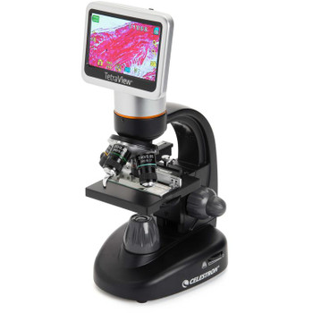 Celestron TetraView LCD Digital Touch Screen Micro