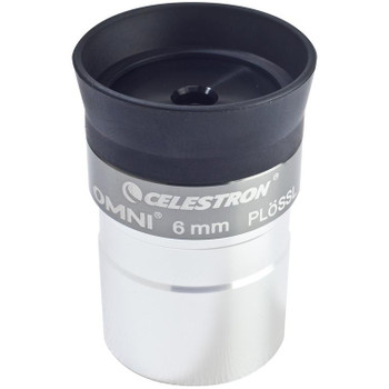 Celestron Omni Eyepiece - 1.25in 6 mm