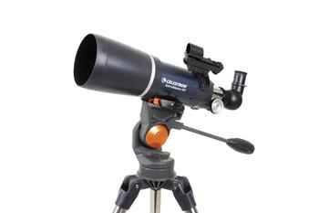 Celestron AstroMaster 80AZ Short Refractor