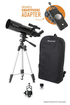 Celestron Travel Scope 80 with Backpack
