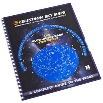 SkyMaps Star Charts & Planisphere (Northern)