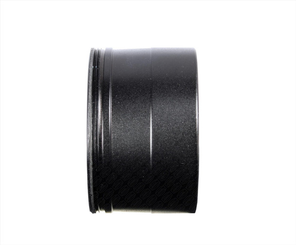 """2"""" OD Nosepiece,w. 2"""" Male SC-thread, w/Baader SafetyKerf protective grooves"""