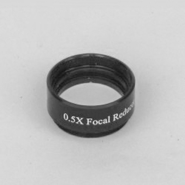 Antares 1.25in 0.5X focal reducer, m.c. m/f filter threads