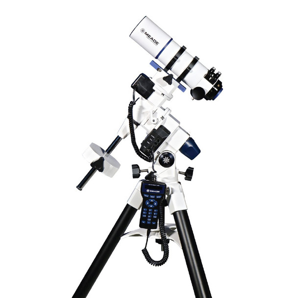 LX85 70mm Astrograph with AudioStar