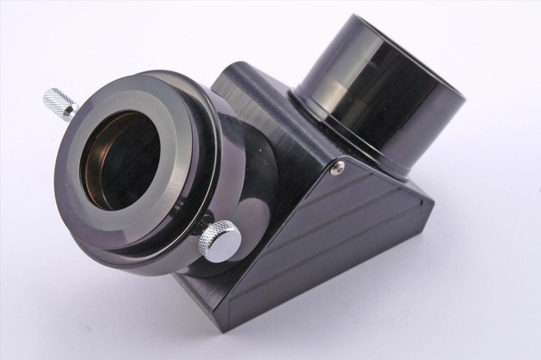 """2"""" Erecting Prism Diagonal, 90° with 2"""" Holder and 2"""" /1.25"""" Reducer"""