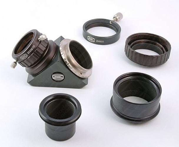 "Prism Diagonal T-2/90deg 32mm, including 1.25"" Eyepiece Holder and 1.25"" Nosepiece"