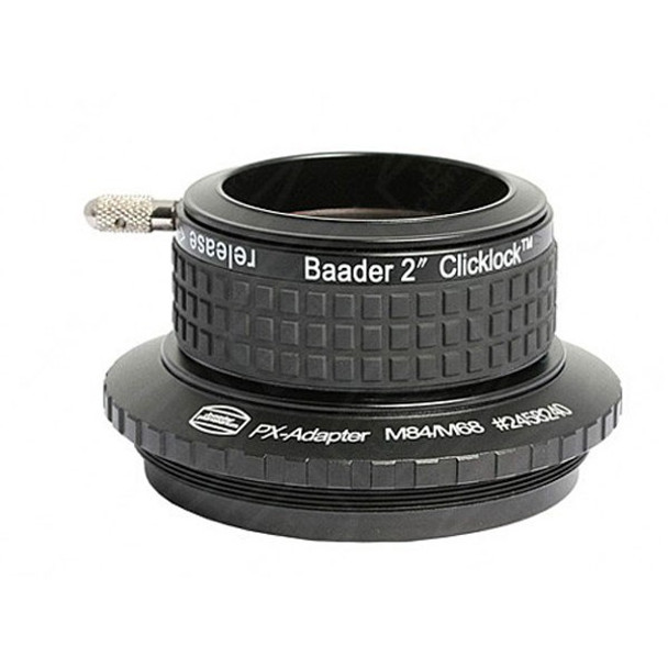 "Baader 2"" Clicklock Clamp for Pentax (external M84 Thread)"