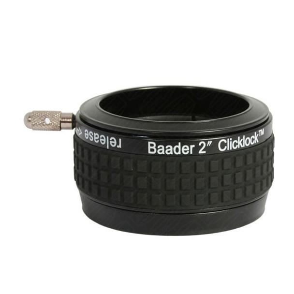 "Baader 2"" Clicklock Clamp M56i for Celestron/SkyWatcher (has internal M56 thread)"