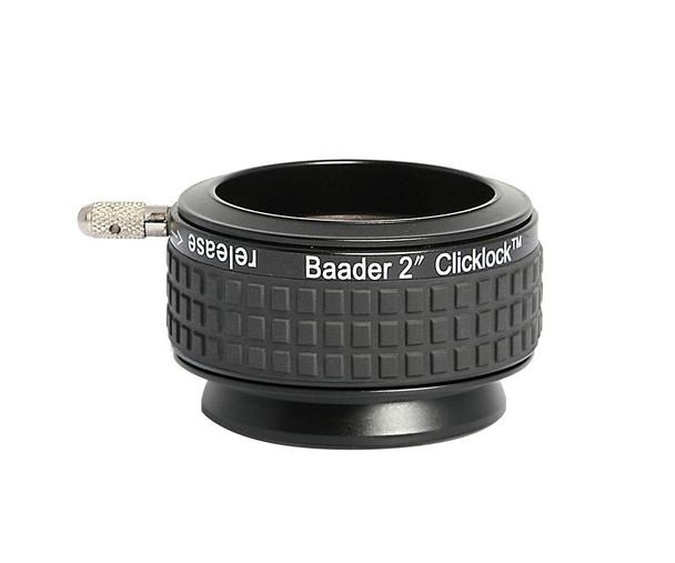 "Baader 2"" ClickLock Clamp S57 / Newton Ring-Dovetail (Celestron / SkyWatcher)"