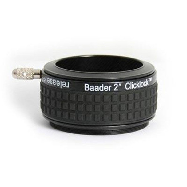 "Baader 2"" Clicklock Clamp for Vixen (external M60 Thread)"