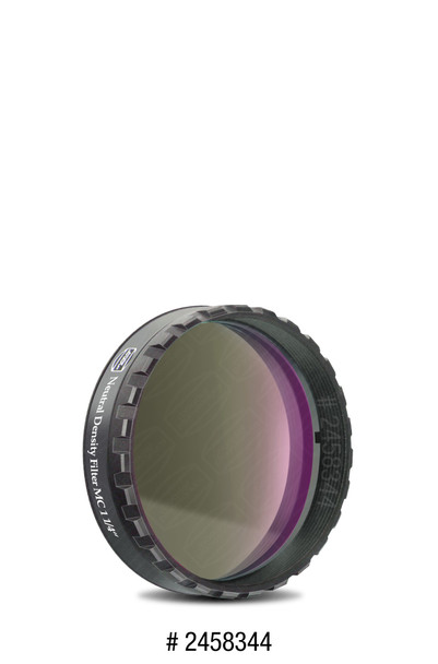 """Neutral Density Filter 1.25"""", Multicoated / ND 0.9"""