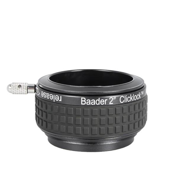 "Baader 2"" Clicklock Clamp for all Diamond Steeltrack Focusers"