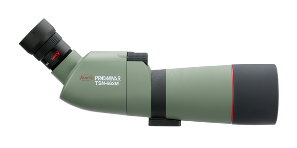 Kowa 66mm PROMINAR XD Spotting Scope, Angled