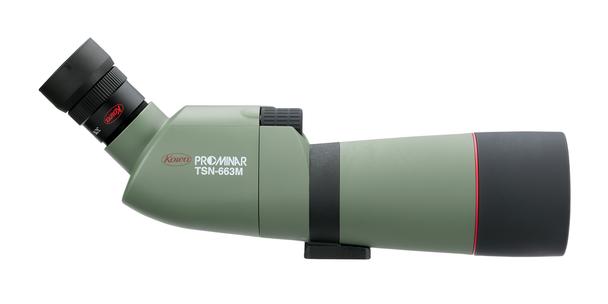 Kowa 66mm PROMINAR XD Spotting Scope, Angled