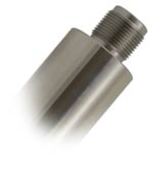 Astro-Physics 16.975in x 1.875in Diameter Counterweight Shaft , Stainless Steel-  1100,   Mach2, Mach1, 1200, 900 (see exception)  (M9404-B)