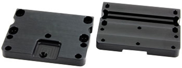 Astro-Physics 1200 R.A. Motor Bracket with Spring-Loaded Action  (12SLBR)