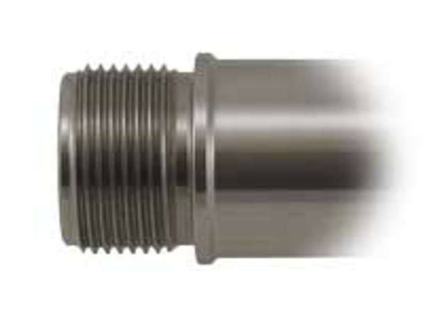 Astro-Physics 14.5in x 1.125in Diameter Counterweight Shaft, Stainless Steel  (M8084-B)