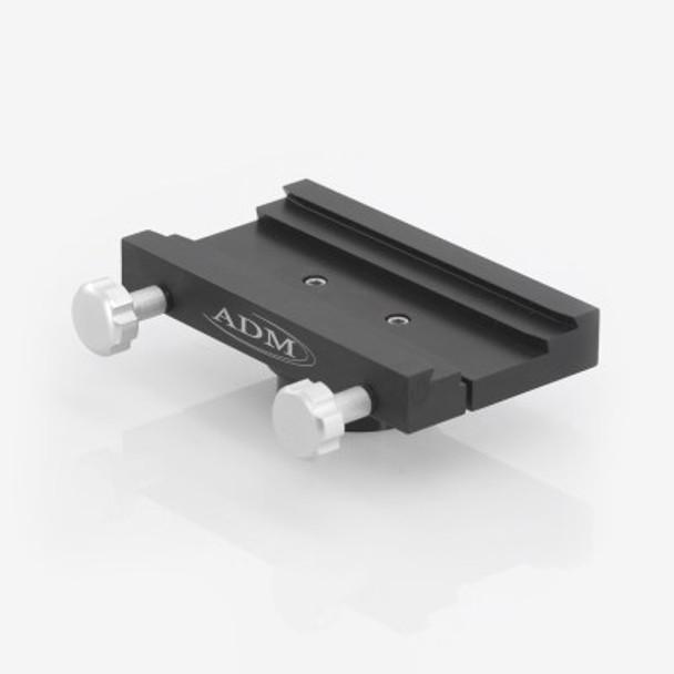 ADM- MTPRO- DUAL Series Saddle. Fits iOptron MiniTower Pro Mounts