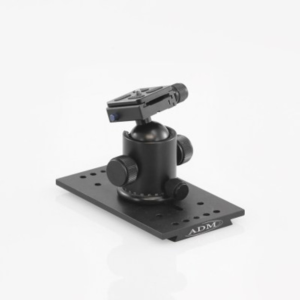 ADM- BCM- Universal Dovetail Bar with Bogen Camera Mount.
