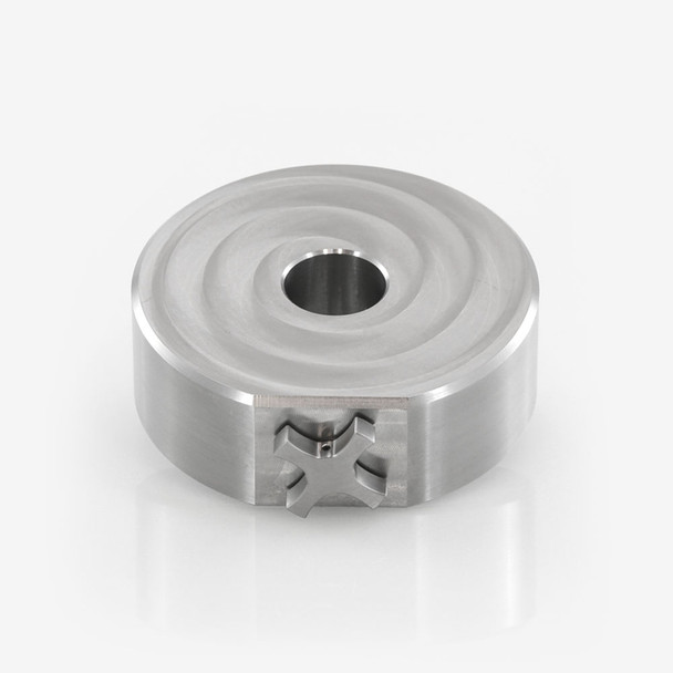 ADM- SS15CW-1.5- 15lb. Stainless Steel Counterweight for 1.5in Shaft