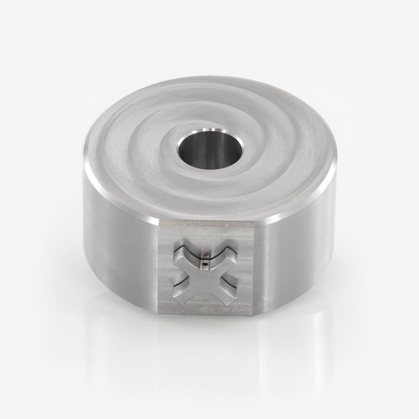 ADM- 1.5- 20lb. Stainless Steel Counterweight for 1.5in Shaft