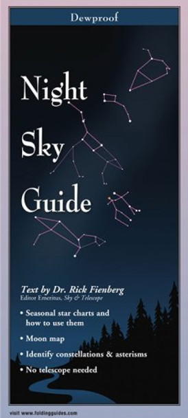 Earth Sky and Water Night Sky Guide