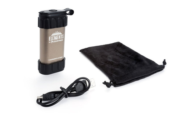 Celestron ThermoCharge - Hand Warmer/Charger